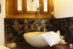 Bagno Camera Brown