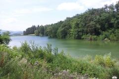 Panorama Mugello Lago